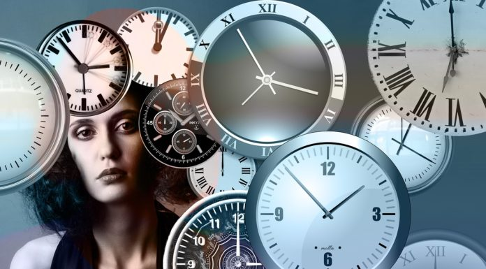 Time Perception As A Mental Construct