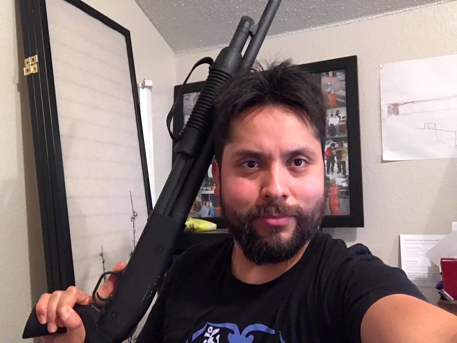 Shotgun Luis