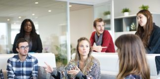 8 ways to create a good work environment