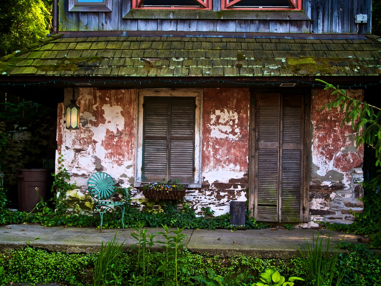 Have you ever heard of Wabi-Sabi? You should try it!